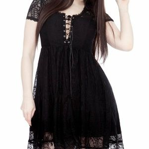 BELLAMORTE BABYDOLL KILLSTAR DRESS